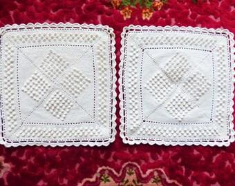 Placemats Vintage Chrochet Placemat
