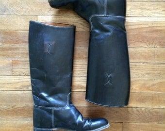 Equestrian Riding Boots Sz 37.5
