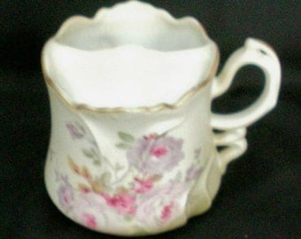 Mustache Cup Hand Painted Nippon - 4228