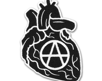 Anarchy of the Heart Patch