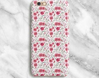 Floral iPhone 6s Case - Flowers iPhone 6s Plus Case - Cute iPhone 6 Case - Pretty iPhone 5s Case - iPhone 5 Case - iPhone 5C Case 059