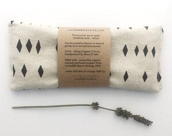 Lavender eye pillow / makeforgood/ yoga / meditation / relaxation