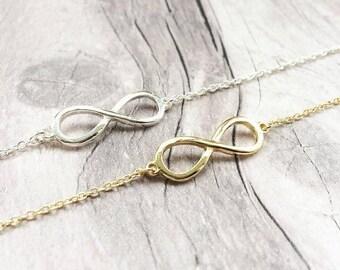 Infinity bracelet, Infinity Love bracelet, Love bracelet, Bridesmaid gift, Bridesmaid gift ideas, Gifts for her, Wedding, Jewellery gift,