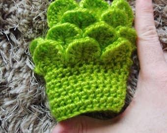 Toddler's Fingerless Gloves - Children's Fingerless Gloves - Toddler Gloves