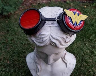 Wonder Woman Goggles
