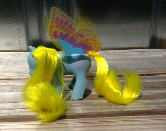 G1 My Little Pony WHIRLY: Windy Wing Pony