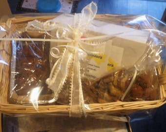 Handmade confectionery hamper