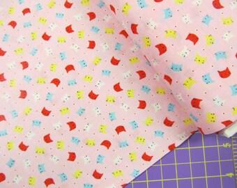 Minny Muu Collection - Fall 2015 - Cats(Pink) - Lecien - Japan, Inc