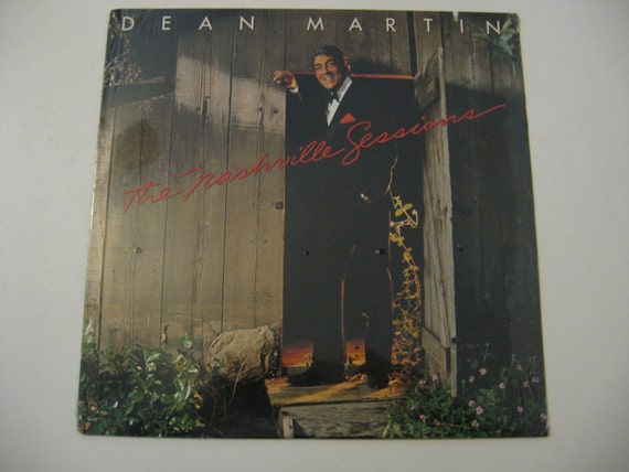 Factory Sealed! - Dean Martin - The Nashville Sessions - 1983