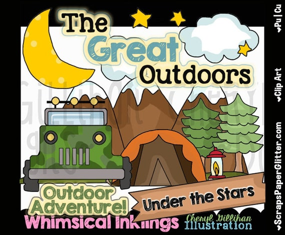 Clip Art For Outdoors