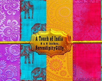 A Touch of India Papers (DOWNLOAD)