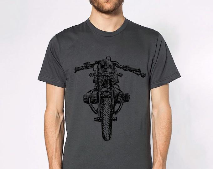 KillerBeeMoto: Limited Release German Cafe Racer Short & Long Sleeve Motorcycle Shirts