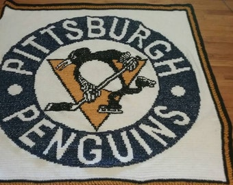 Pittsburgh Penguins Blanket
