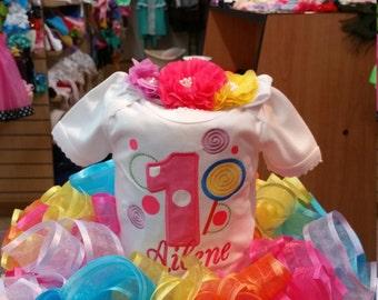 Lollipop tutu