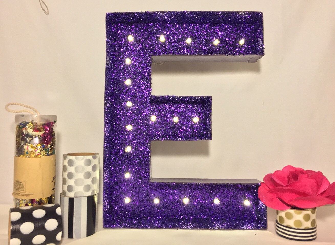 marquee light up letters glitter marquee letter 12 inch light up by 23581 | il fullxfull.872799297 d07c