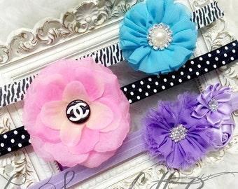Baby Girl Headband,Girl Headband Set