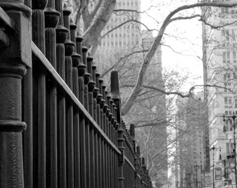 Superb Black And White New York Picture, New York City Photography, Manhattan  Broadway Street, Part 32