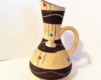 1960s Bay Keramik West Germany vase 298-17