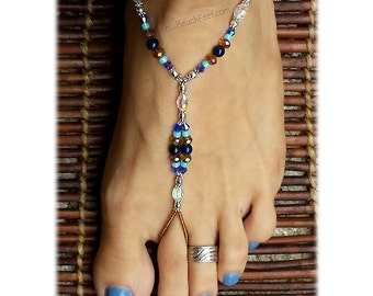 Beach Foot Jewelry & Barefoot Sandals