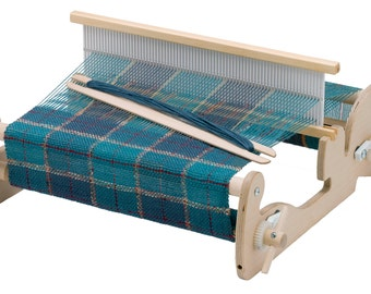 "15"" Cricket Weaving Loom by Schacht. Great Gift Idea, Everything you need, including yarn, to get statrted weaving, Rigid Heddle Loom."