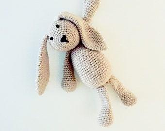 Made to Order Rabbit Crochet Bunny Rabbit