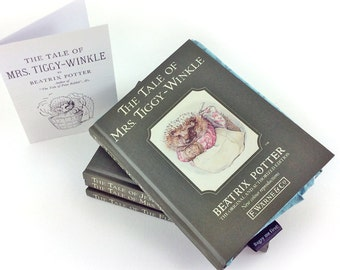 Beatrix Potter Coin Purse, The Tale of Mrs Tiggy-Winkle, Beatrix Potter book purse, Beatrix Potter coin purse