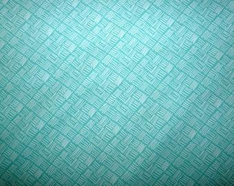 SALE - Fabric - Art Gallery - Chalk & Paint Short Lines Mist - cotton print.