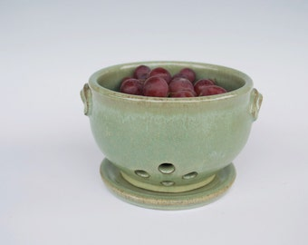 Large Berry Bowl + Plate
