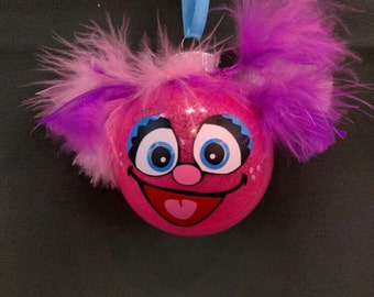 Abby Cadabby Christmas Ornament