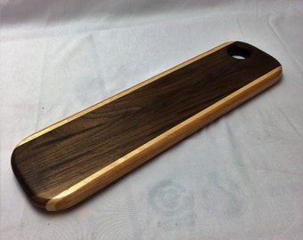 Black Walnut Baguette Board