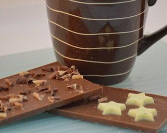 Chocolate Fireworks Chocolate Bar