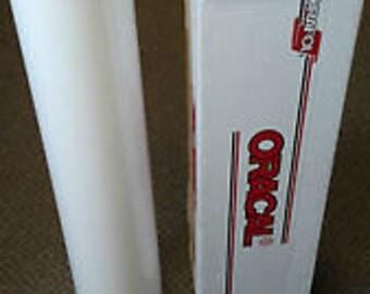 12 X 5 Yard Roll Oracal 651 Gloss Finish Vinyl By