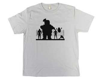 Ghostbuster Suspects movie t-shirt