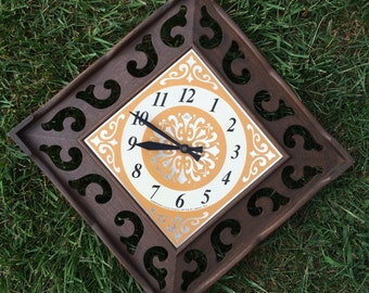 Lux Clock Etsy