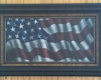 Untitled American Flag (SALE)