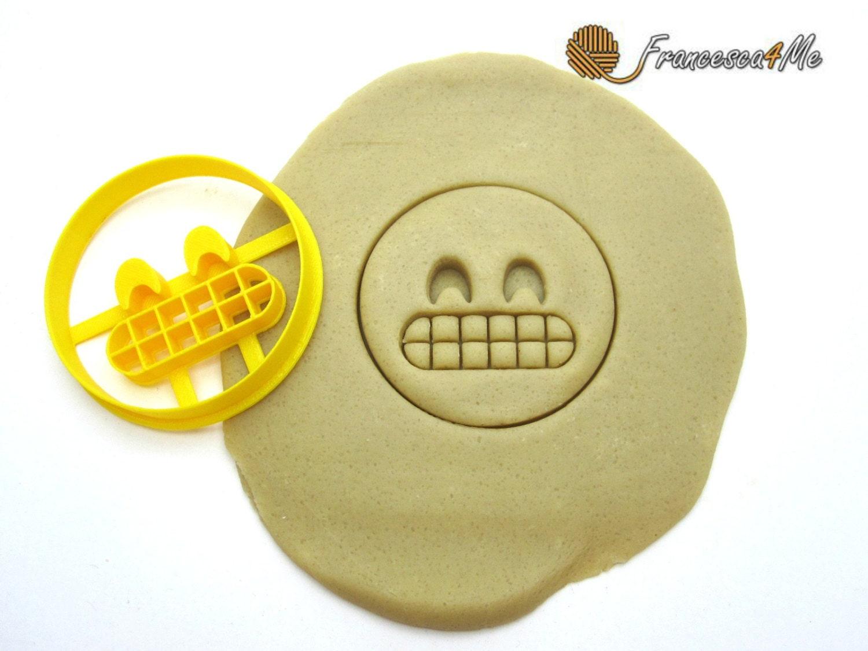 Grimace Face Emoji