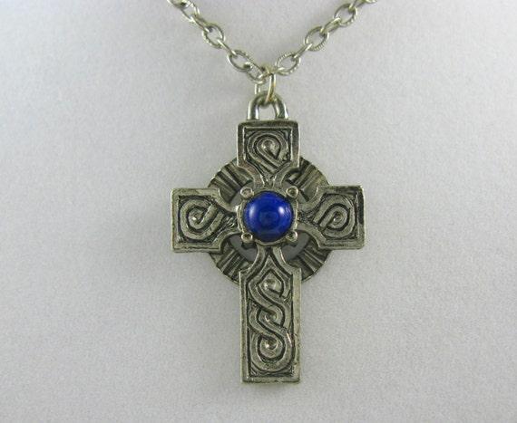 Vintage Celtic Cross 9