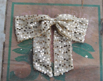 Pattern Bow Clip