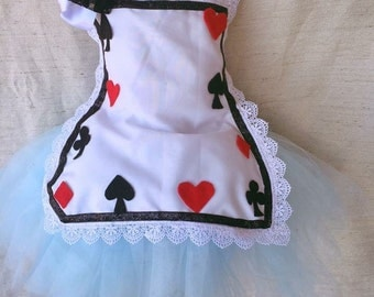 Alice in wonderland, mad hatter, birthday dress