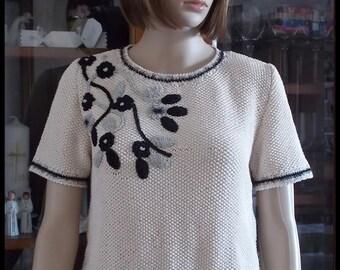 Sweater cotton woman model Aorchis of ANNY BLATT size 38/40
