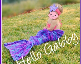 Young TEEN CROCHET PATTERN for Crochet Mermaid Tail Blanket Pattern, Tutorial Crochet Pattern, Photo Prop, Crochet Mermaid Tail, Lapghan