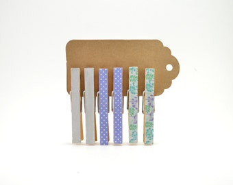 Photo Clips, Clothespin Magnets, Magnet Clips, Fridge Magnets, Refrigerator Magnets, Gifts Under 10, Organization Accessory, Stocking Stuffe