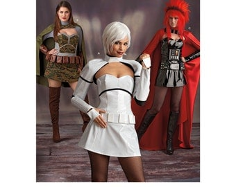 Simplicity Pattern  8201 Misses' Costumes