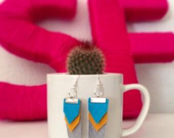 Santa Monica earring