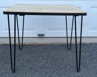 Hold Tharon Dixie Dinette Atomic Chrome By Madmodworldvintage