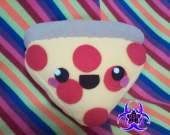 Kawaii Pizza Slice plushie