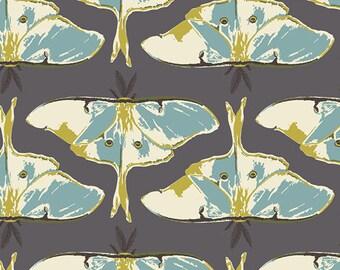 FOREST FLOOR by Bonnie Christine for Art Gallery Fabrics - Luna Rising Shadow