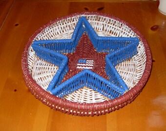 Americana Star Basket