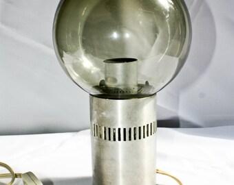 Rare 70ies table lamp, Scandinavian?