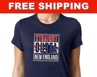 Straight Outta New England Shirt